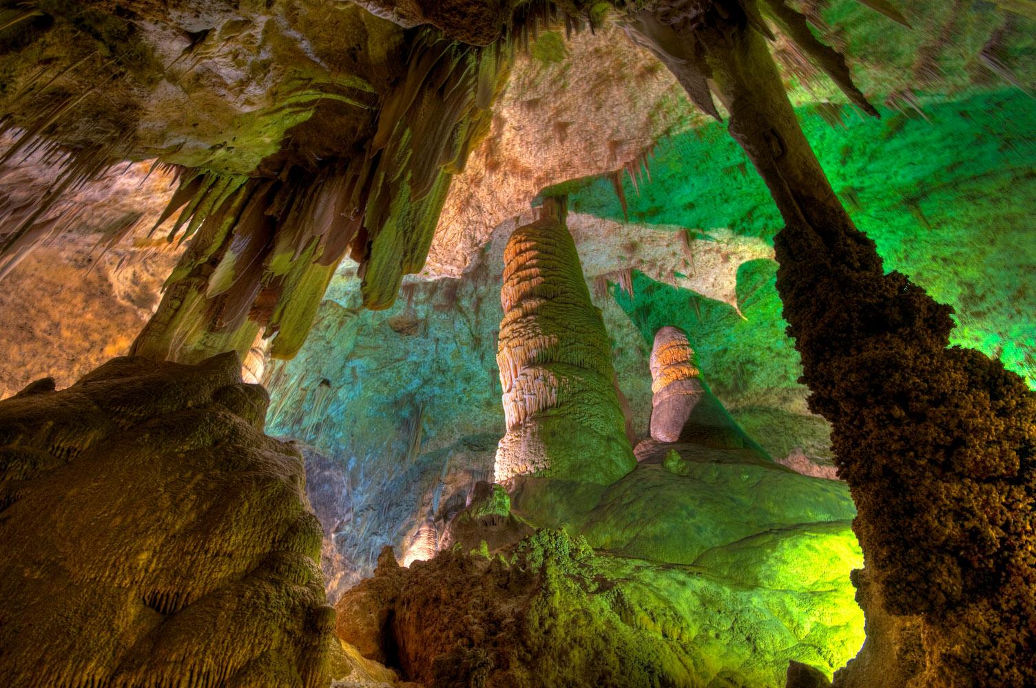 Carlsbad Cavern, New Mexico, United States