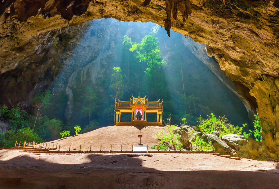 Phraya Nakhon Cave, Tailândia