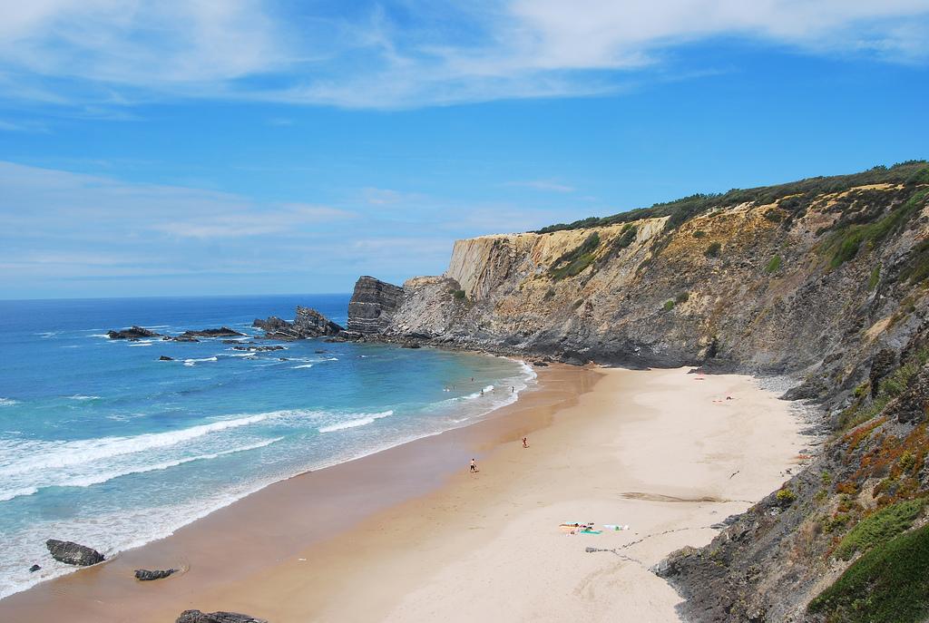 Praia da Amália