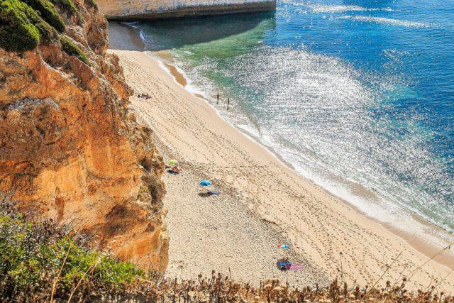 Praia da Marinha