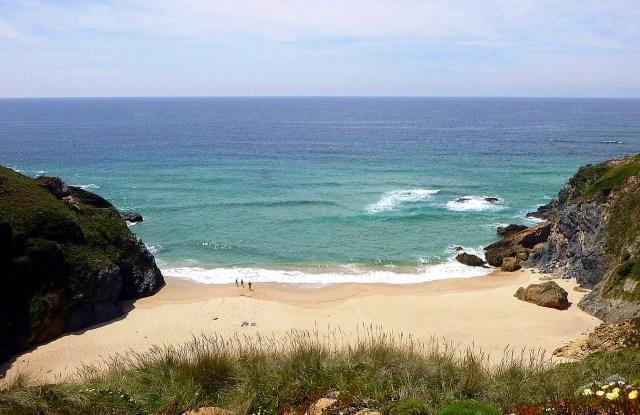 Praia da Angra da Cerva