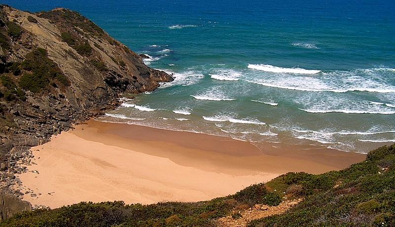Praia das Adegas