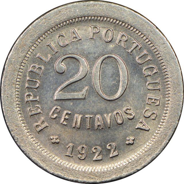 20 centavos de 1922 (mm)
