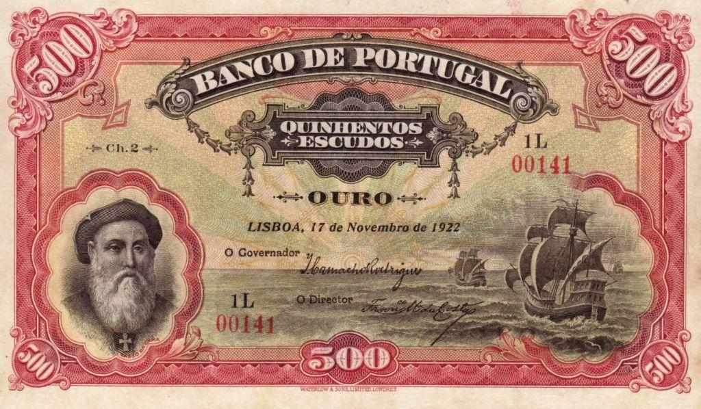 100$00 de 1922
