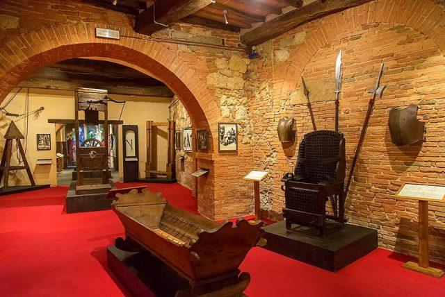 Museu da tortura (Amesterdão, Holanda)