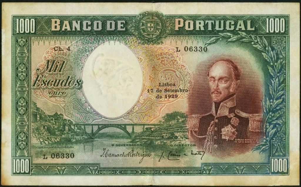 1000$00 de 1929