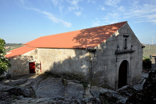 Igreja Matriz de Sortelha