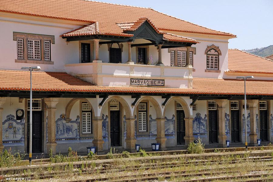 Estação Ferroviária de Marvão