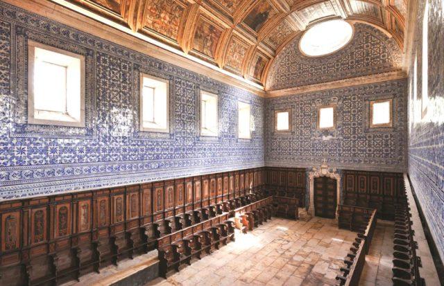 Mosteiro de Santa Maria de Cós