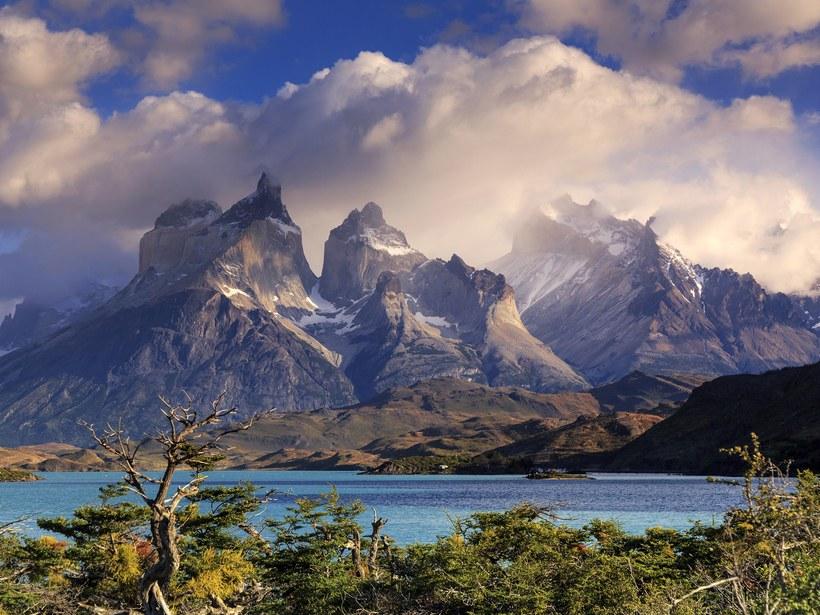 Parque Nacional Torres del Paine: Patagonia, Chile