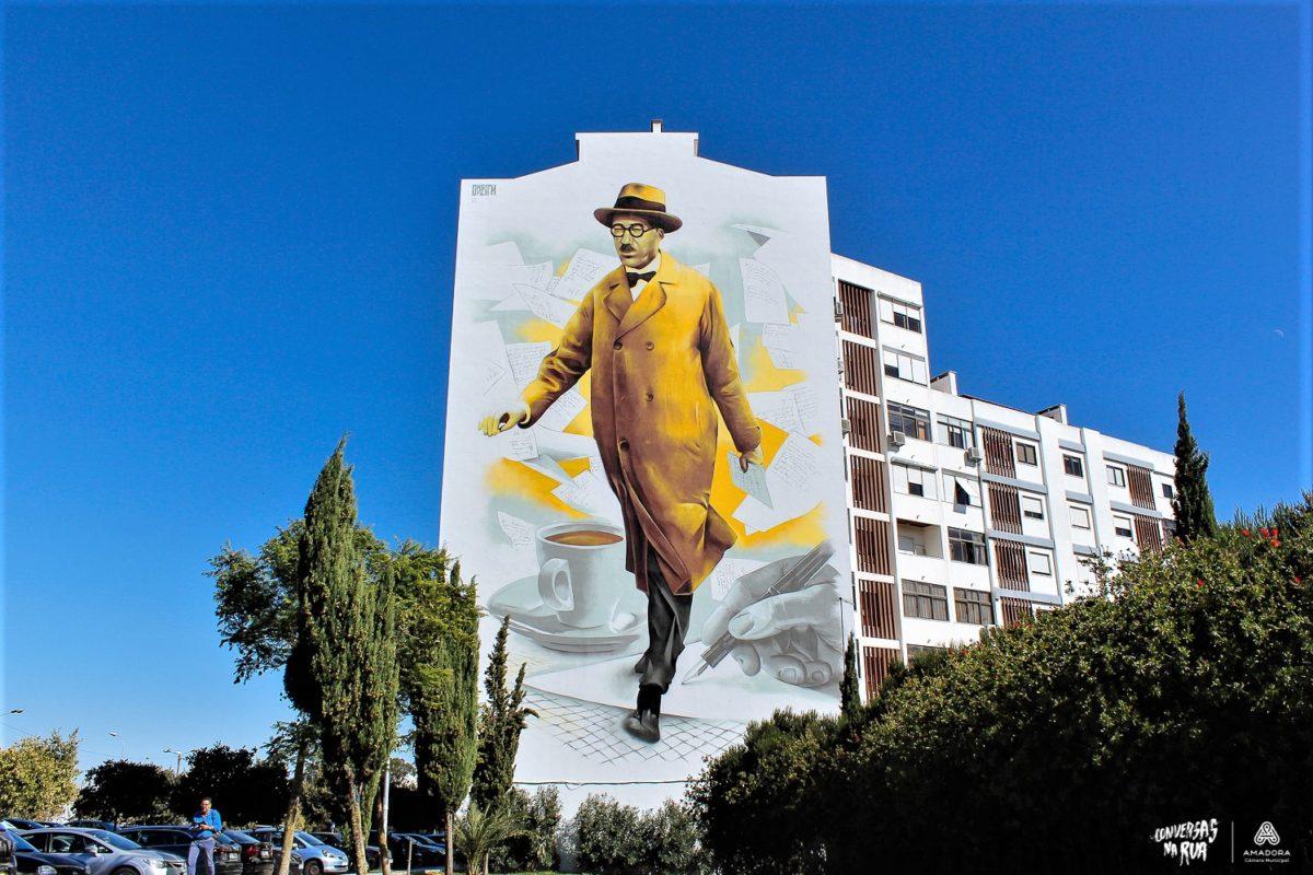 Fernando Pessoa (Odeith)