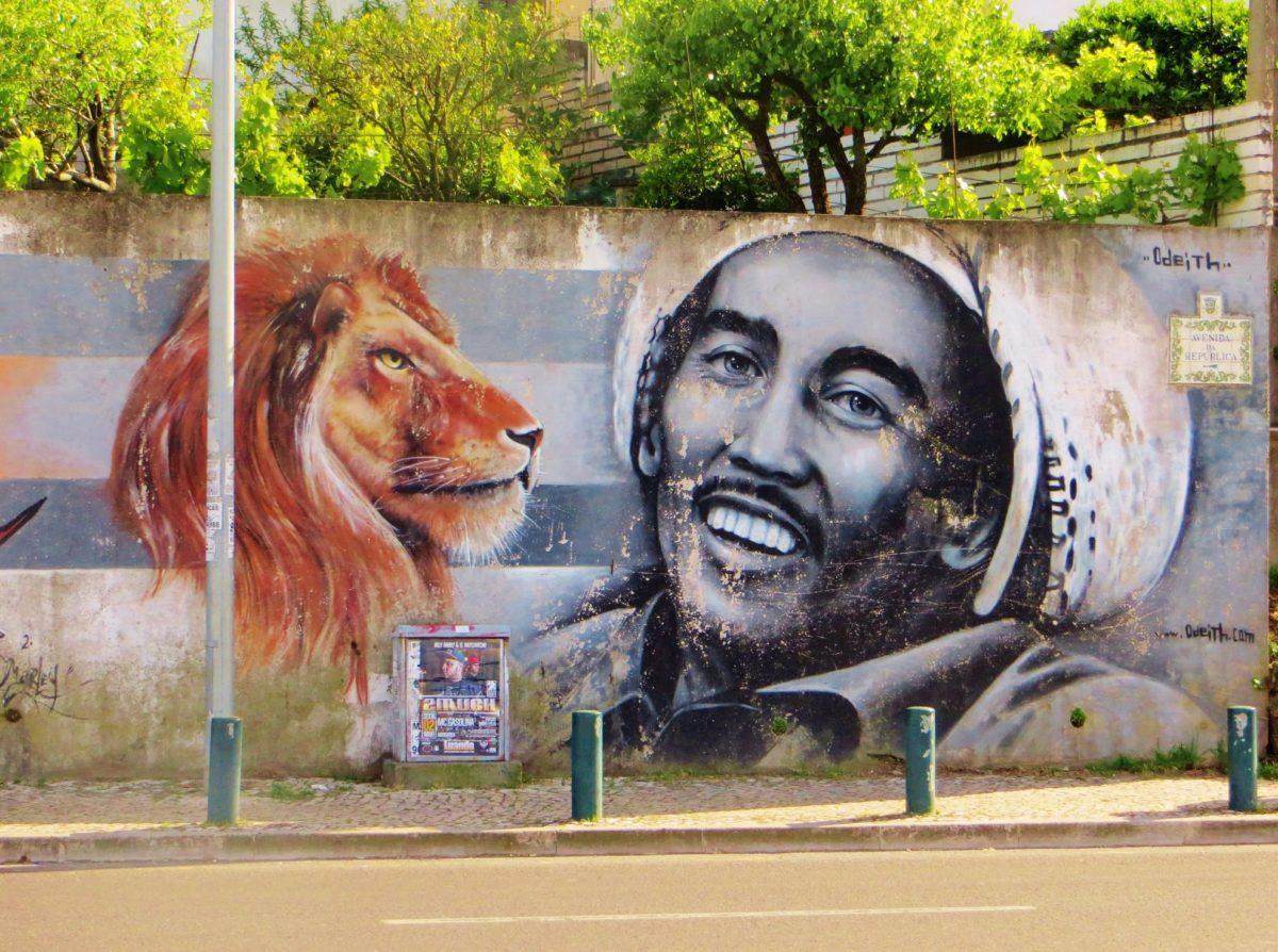 Bob Marley (Odeith)