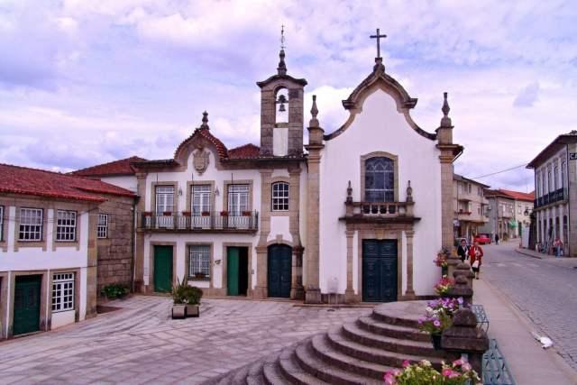 Igreja da Misericórdia de Ponte da Barca