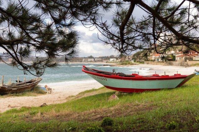 Praia de A Fontaíña