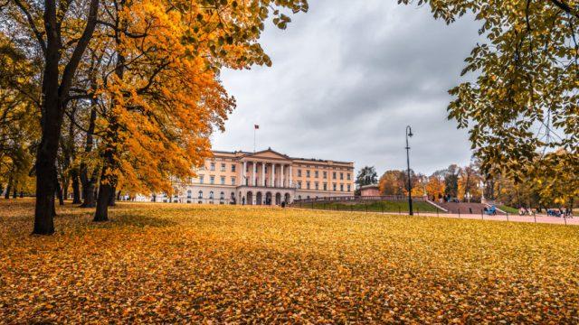 Palácio Real de Oslo