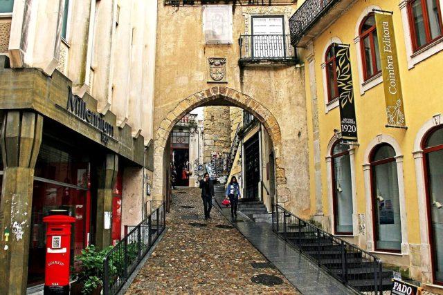 Arco da Almedina