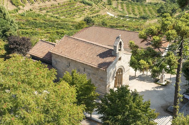 Igreja de Santo Isidoro de Canaveses