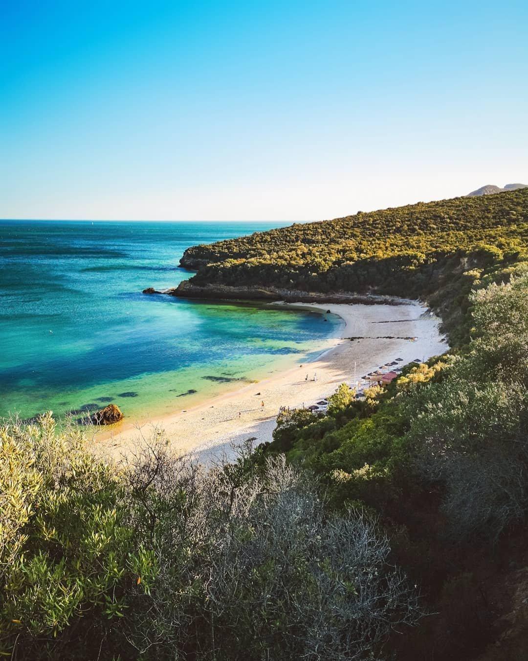 Praia dos Galapinhos