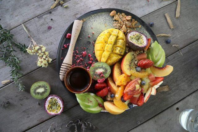 dieta saudável