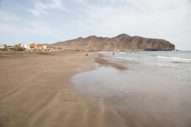 praia de Gran Tarajal