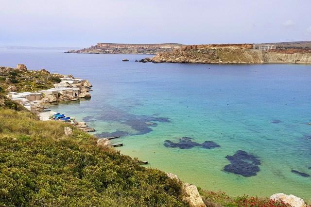 Baía de Gnejna (Malta)