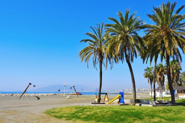 Praia de Bajamar, Vélez-Málaga (Málaga)