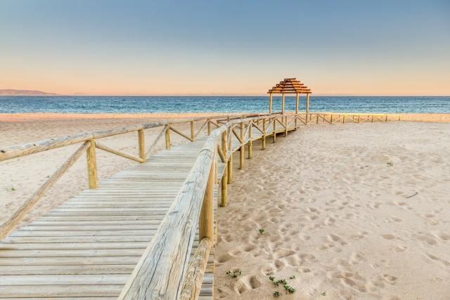 praias sul de espanha