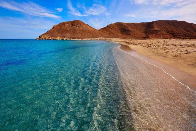 Praia de los Genoveses, Níjar (Almeria)