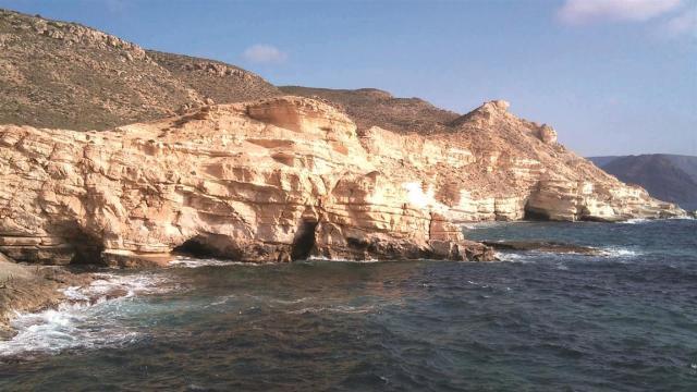 El Playaso, Rodalquilar (Almeria)