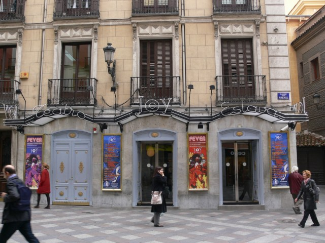 Teatro Eslava, Madrid