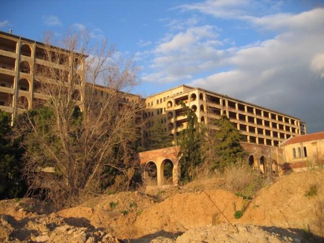Hospital Tórax, Terrassa