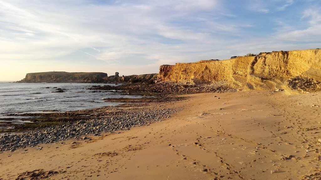 Praia do Portinho da Areia Norte