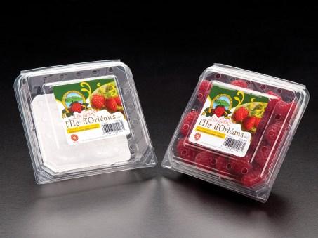 170g Rasberry Clam
