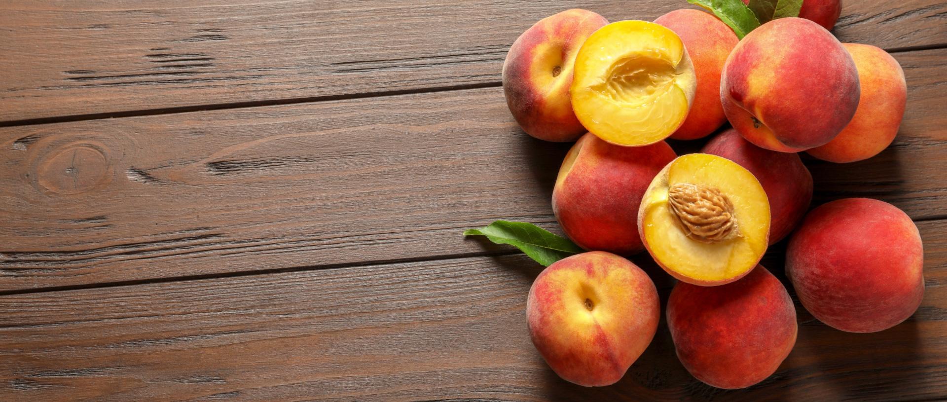 Niagara Grown Peaches