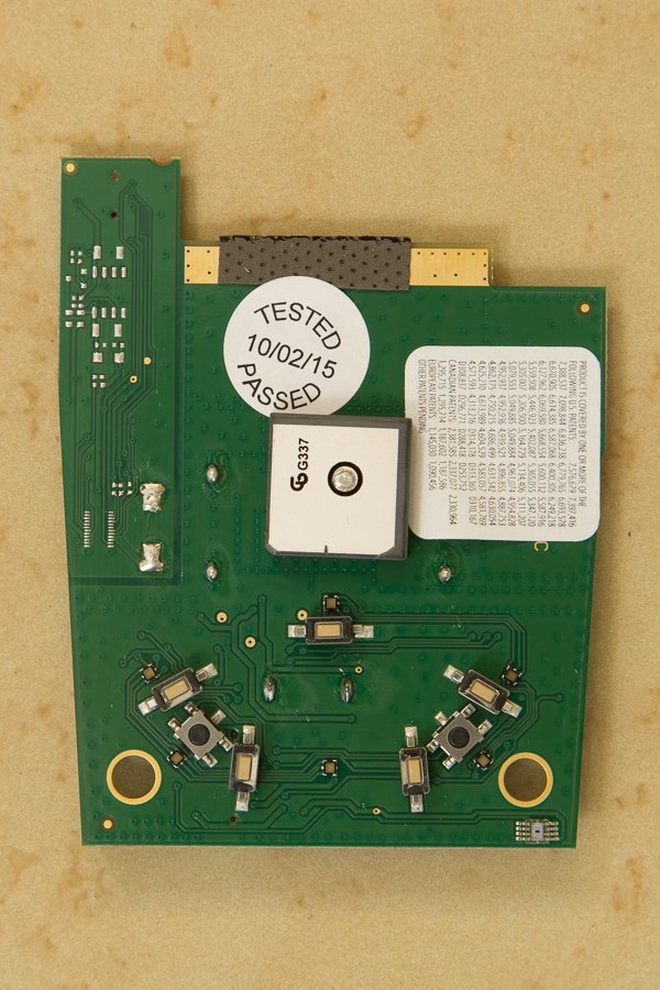 GT-7 secondary PCB
