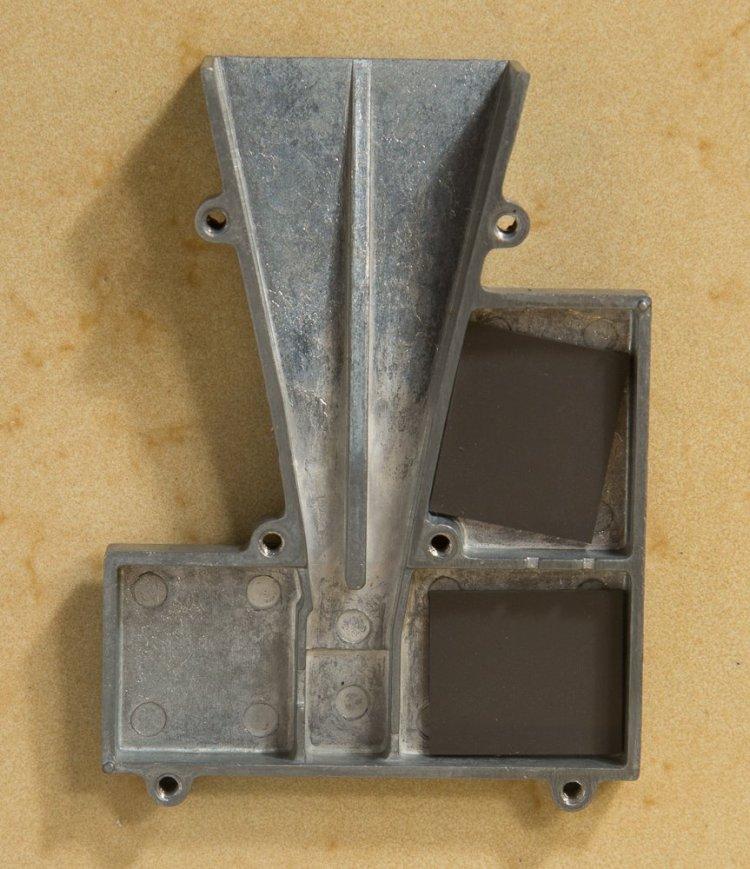 Max2 inside of horn