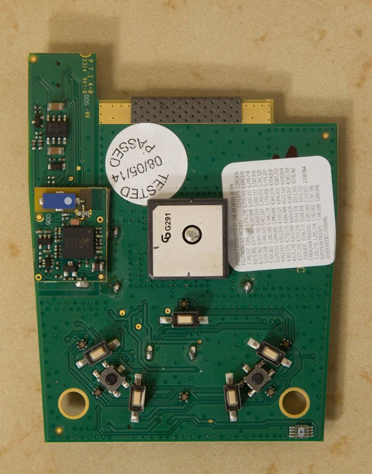 Max2 secondary PCB