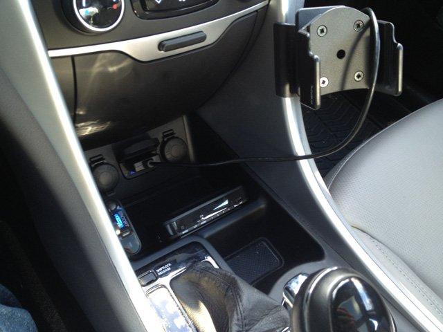 STi-R Plus controls hidden
