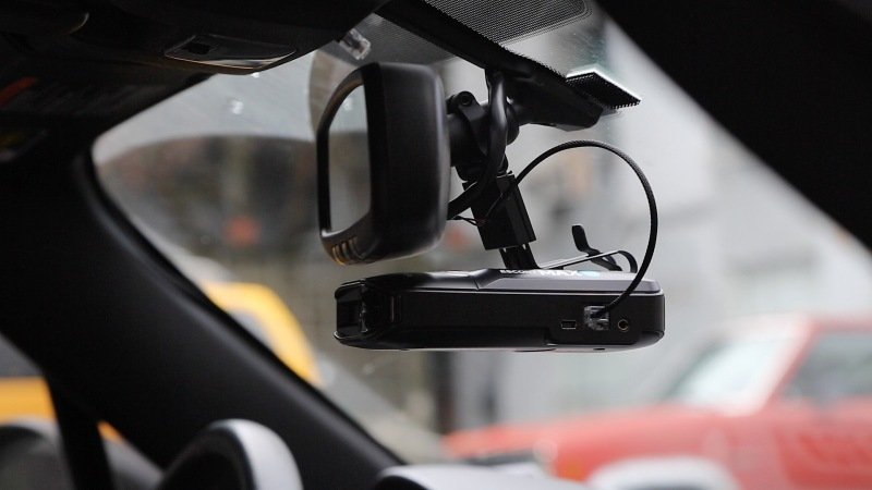 BlendMount Vs Radar Mount Rearview Mirror Mount