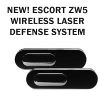 Best Laser Jammers: Escort ZW5 Wireless Shifters