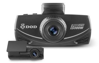 Black Friday Dash cam: DOD LS500W dashcam