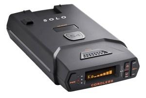 Escort Solo S4 radar detector