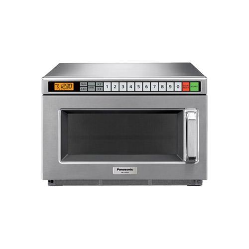 panasonic ne 1252cph 1200 watts heavy duty commercial microwave oven