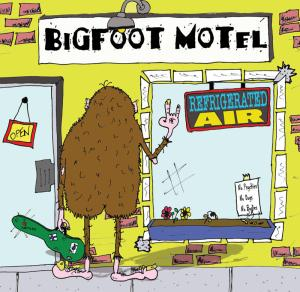 Bigfoot Motel - Refrigerated Air