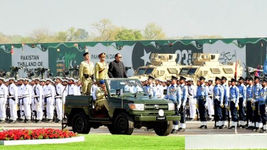 Pakistan Day parade 2018