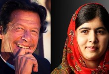 Malala Yousafzai and Imran Khan have made it to a list of the World's Most Admired People of 2018.