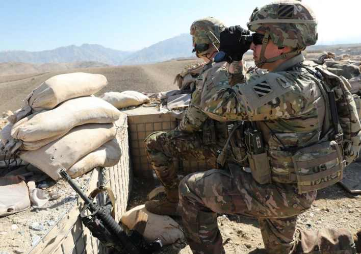 The Pentagon says more than 90 percent of US troops withdrawn from Afghanistan.