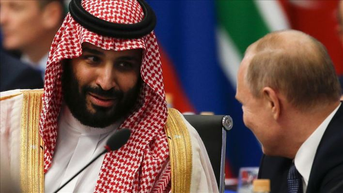Ex-spy chief target of Saudi crown prince: expert