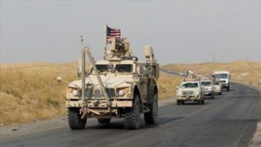 US, Russia conduct first joint patrol in Syria