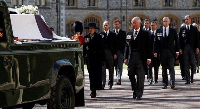 Queen and Britain to bid farewell to Prince Philip, Duke of Edinburgh.